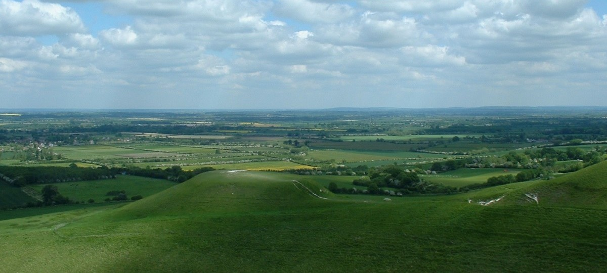 View from White Horse Hill