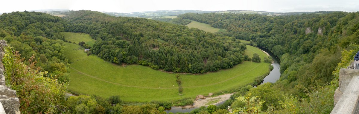 Symonds Yat (photo: Mark Gallagher)
