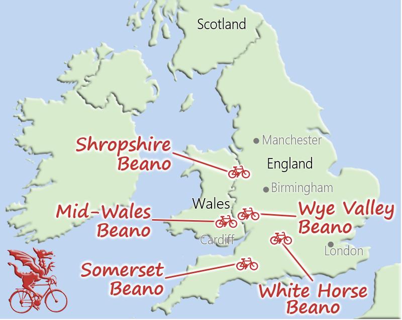 Beano map
