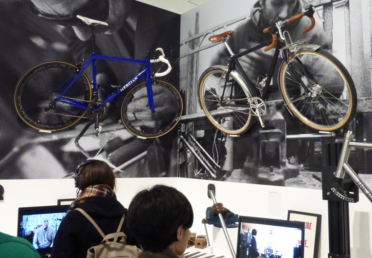 Hand-made bicycles