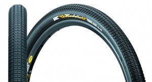 IRC tubeless tyre. Credit: irc.com